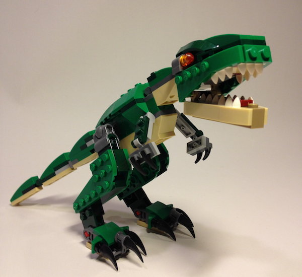 Mighty Dinosaurs 31058 T-rex