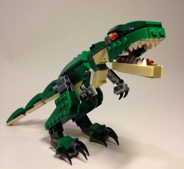 Mighty Dinosaurs 31058 T-rex