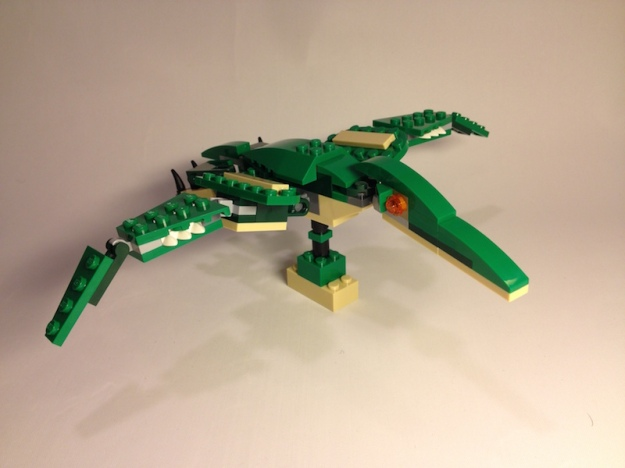 Mighty Dinosaurs 31058 pteranodon