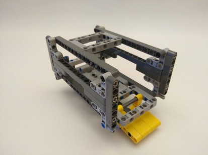 Lego, MOC, Mindstorms NXT 2 quick release