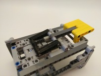 Lego, MOC, Mindstorms NXT 2 quick release, trigger released