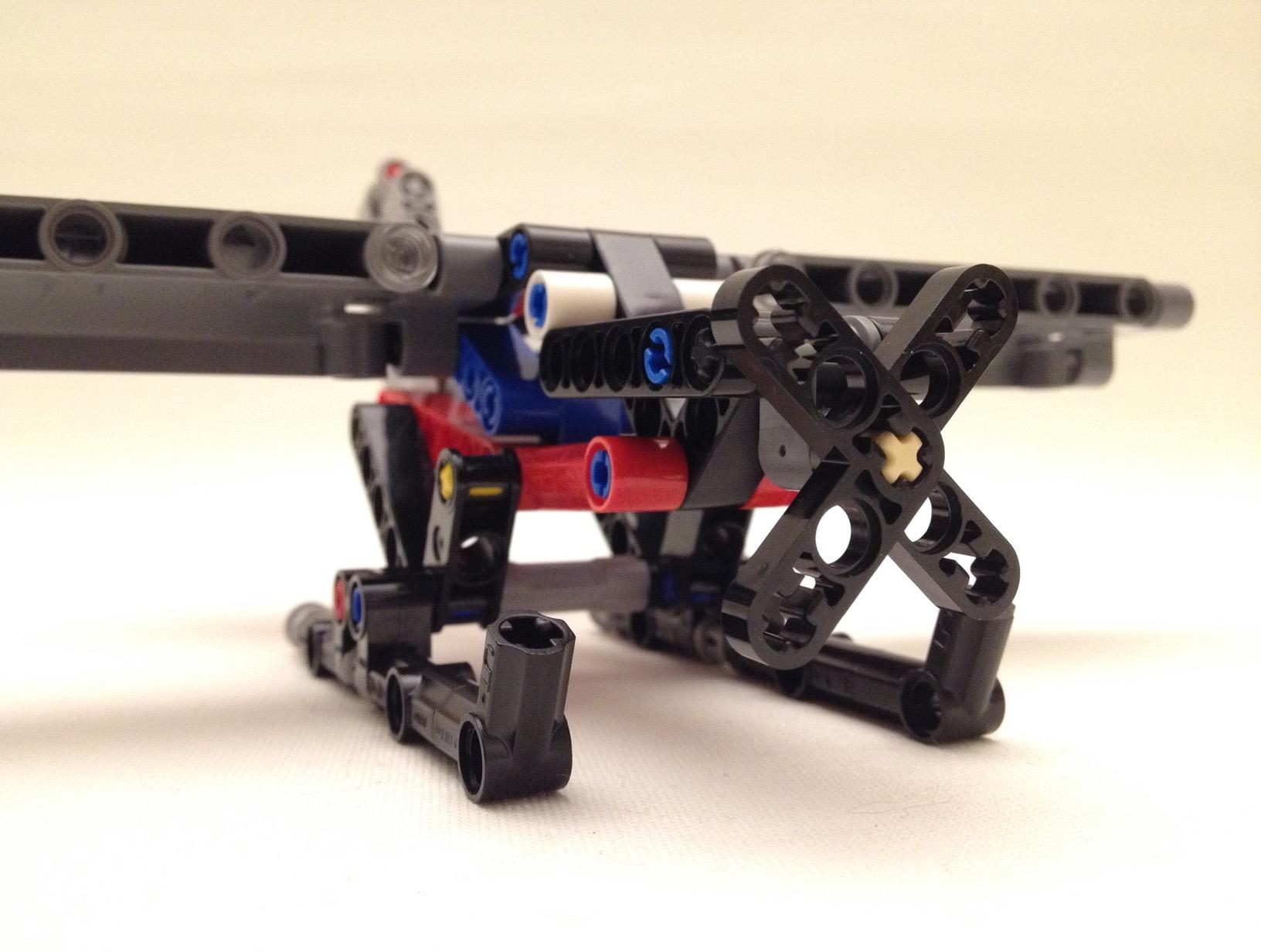 Lego floatplane